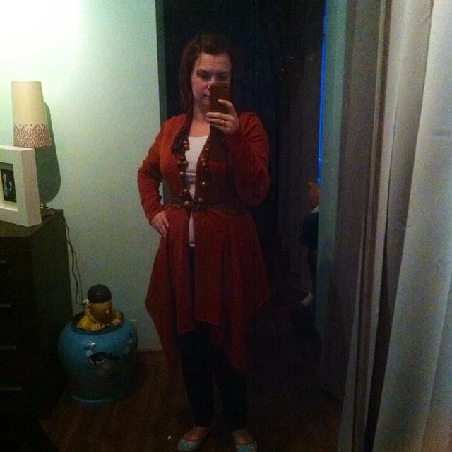 Day 5 - Unblogged Style Arc Nina Cardigan